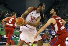 Pasaulio taurė: Serbija – Iranas