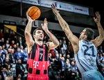 "FIBA Čempionų lyga: ""Neptūnas"" – ""Telekom Baskets"""
