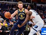 """NBA: """"Grizzlies"""" – """"Pacers"""""""