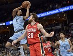 "NBA: ""Grizzlies"" – ""Pelicans"""