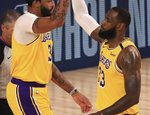"NBA: ""Lakers"" – ""Clippers"""