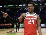 NBA tritaškių konkursas