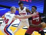 """NBA: """"Pistons"""" –  """"Heat"""""""
