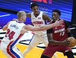 "NBA: ""Pistons"" –  ""Heat"""