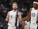 "NBA: ""Nuggets"" – ""Pacers"""