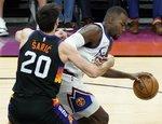 "NBA atkrintamosios: ""Nuggets"" – ""Suns"""