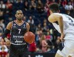"""Europos taurė: """"Rytas"""" – """"Partizan"""""""