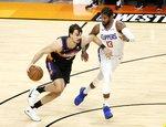 """NBA atkrintamosios: """"Clippers"""" – """"Suns"""""""