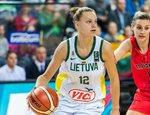 Europos čempionato atranka: Lietuva – Albanija