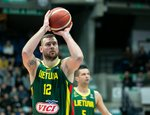 Europos čempionato atranka: Belgija – Lietuva