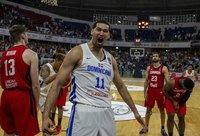 Kanadiečiai krito Dominikos Respublikoje (FIBA nuotr.)