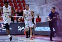 Š.Vasiliauskas 8 iš 12 taškų surinko baudų metimais
