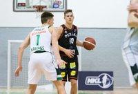 J.Rubinas pelnė 18 taškų (Dainius Lukšta, NKL)