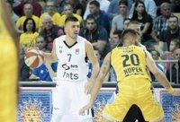 Belgrado ekipa į Vilnių atvyks po pralaimėjimo Adrijos lygoje