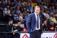 K.Maksvytis nebuvo patenkintas žaidimo kokybe (BNS nuotr.)
