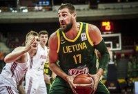 Lietuviai laukia savo varžovų Europos čempionato atrankoje (FIBA Europe nuotr.)