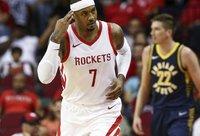 NBA žaidėjai jau tarpusavyje aiškinasi, kodėl be darbo liko C.Anthony (Scanpix nuotr.)