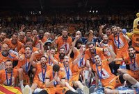 """""""Valencia"""" laimėjo Europos taurės kovas"""