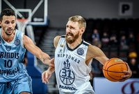 D.Gailius surengė puikų pasirodymą (FIBA Europe nuotr.)