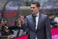 M.Schilleris liko patenkintas komandos pasirodymu (BNS nuotr.)
