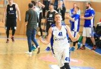 D.Novickas dievina mėgėjišką krepšinį (nuotr. NKL/Saulius Čirba)