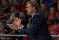 D.Adomaitis džiaugėsi jaunų krepšininkų pasirodymu (BNS nuotr.)