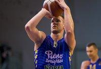 T.Lekūnas šiame sezone žaidžia labai solidžiai (BNS nuotr.)