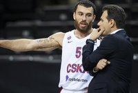 CSKA klubas suspendavo M.Jamesą (BNS nuotr.)