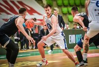 Dž.Slavinskas solidžiai pradėjo sezoną (FIBA Europe nuotr.)