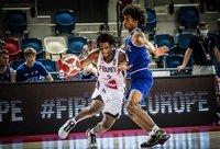 D.Doualla papildė Kėdainių komandą (FIBA nuotr.)