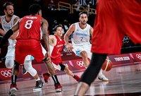 Argentiniečiai žengė į atkrintamąsias (FIBA nuotr.)