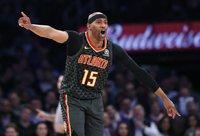 V.Carteris yra vienintelis NBA 40-metis (Scanpix nuotr.)