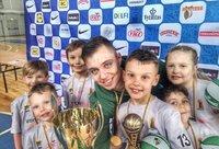 Lukas Jasikevičius seka tėčio pėdomis (Krepšinio namų nuotr.)