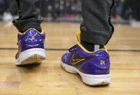 """""""Nike"""" išreiškė solidarumą velioniui (Scanpix nuotr.)"""