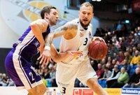 M.Mažeika žaidė prieš savo buvusią komandą