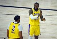 """""""Lakers"""" žvaigždės savo statuso nepateisino (Scanpix nuotr.)"""