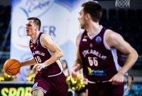 V.Lipkevičius pataikė 5 tritaškius iš 6 (FIBA nuotr.)