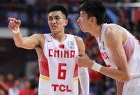 Guo Ailunas pateko į nemalonų incidentą (FIBA nuotr.)