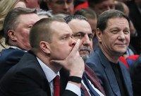 A.Vatutinas kalbėjo apie mažėjantį CSKA biudžetą (Scanpix nuotr.)