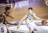 D.Vilys turėtų persikelti į Kėdainius (FIBA nuotr.)
