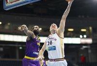 V.Lipkevičius teigė, kad nesėkmės Pasvalyje ir Prienuose užgavo žaidėjų ambicijas (FIBA Europe nuotr.)