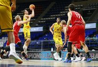 M.Huertas perdavimus skirstys ir finalo aštuonete (FIBA Europe nuotr.)