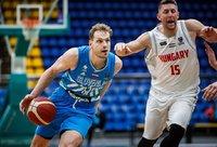 J.Blažičius vedė į priekį slovėnus (FIBA nuotr.)