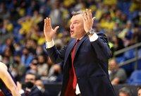 Š.Jasikevičius liko nusivylęs komandos pasirodymu