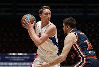 M.Grigonis buvo rezultatyviausias CSKA gretose
