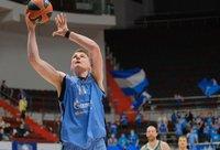 A.Gudaitis buvo nesulaikomas (Euroleague.net)