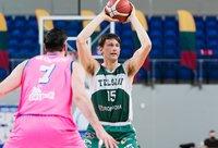 M.Norkus surinko 14 taškų (Dainius Lukšta, NKL)