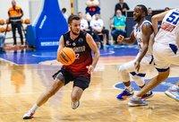 Š.Vasiliauskas pataikė tris tritaškius (FIBA Europe nuotr.)
