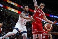 D.Mitchellas vos pateko į Pasaulio taurės geriausiųjų dešimtuką (FIBA nuotr.)