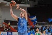 A.Gudaitis žaidžia puikią atkarpą (Euroleague.net)